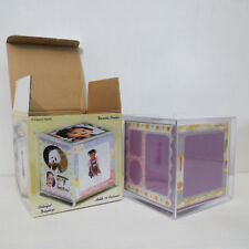 Clear Plastic Photo Cube Picture Frames Ebay