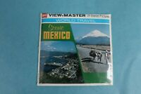 VINTAGE VIEW-MASTER 3D REEL PACKET F001 SCENIC MEXICO SEALED