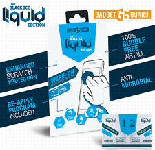 Gadget Guard Black Ice Edition Nano Wipe-On Liquid Screen Protector - Universal
