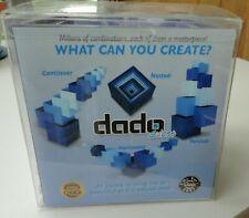 2007 Mint Box Blue Set The Blues Fat Brain Toy Co. Dado Cubes Usa Fb024-B