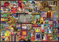 Puzzle Ravensburger 1000 Teile - Colin Thompson: Der Handarbeitss... (47255)