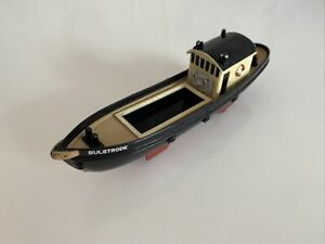 ERTL Thomas  The Tank Engine & Friends BULSTRODE barge dated 1998