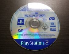JEU Sony PLAYSTATION 2 PS2 : FIFA FOOTBALL 2004 (exemplaire de promotion, loose)