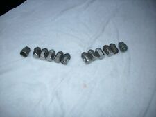 Chrysler grand Voyager Wheel nuts& locking nut Used but still usable condition