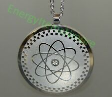 "Power Energy Pendant Scalar Quantum Necklace Emf Protection Bio Science ""4 in 1"""
