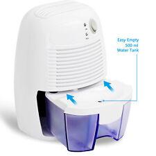 Mini Air Dehumidifier Fit for Home/Bedroom/Kitchen/Bath room/Car 500ml