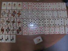 Spielkarten Romme Bridge Canasta Edition 1975 Altenburger Stralsunder neuwertig