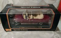 Maisto 1/18 Special Edition 1966 Mercedes-Benz 280SE  Model Diecast Car Boxed