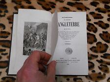 Illustrations de l'histoire d'Angleterre - M. Roy - Ardant 1850