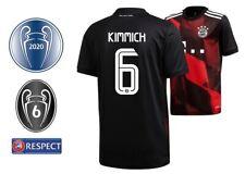 Trikot Adidas FC Bayern 2020-2021 Third - Kimmich 6 I FCB 3rd Champions League