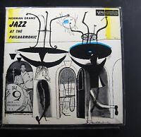 Norman Granz - Jazz At The Philharmonic Vol. 9 3 LP VG+ MG Vol. 9 DSM Mono Vinyl