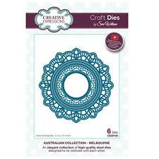 Craft DIE CED8105 Sue Wilson Collezione AUSTRALIANA-MELBOURNE