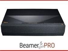 Optoma UHZ65UST + HDMI Kabel - 3000 Lumen,4K Ultrakurzdistanz Projektor, Beamer