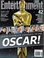 Entertainment Weekly Magazine Oscar Ultimate Viewers Guide Hollywood Legends