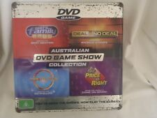 The Price is Right, Family Feud, Temptation AUSTRALIAN DVD GAME SHOW COLLECTION