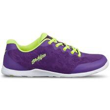 KR Strikeforce Lace Purple/Yellow Womens Bowling Shoes