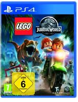 LEGO Jurassic World PS4 Deutsch (Sony PlayStation 4) NEUWARE