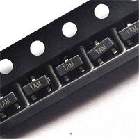NPN,Vceo=80V,Ic=500mA,mark:1GM Transistor SOT-23-3 100PCS X JCET MMBTA06 SOT-23