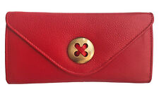 50% Off Women's Rowallan Red Leather Purse