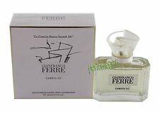 Gianfranco Ferre Camicia 113  3.4/3.3oz Eau De Toilette Spray for Women New Box