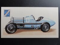 No.17 TALBOT DARRACQ VOITURETTE History of the Motor Car by Brooke Bond 1968