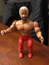 Steven Regal Vintage 1985 AWA Wrestling Action Figure Remco MOTU KO