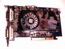 AGP Video Graphics Card ATI Sapphire HD3650  512M 512MB Dual DVI 512 HD 3650