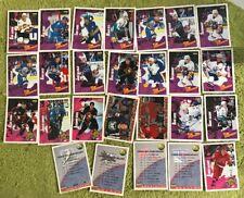 1994 Pinnacle Brands Score NHL Rookie Cards