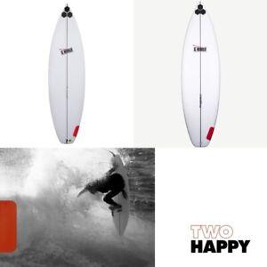 Channel Island Two Happy Al Merrick Surfboards – FCS II