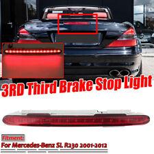 Third Brake Stop Light Lamp For Mercedes Benz SL R230 01-12 SL500 SL600 SL63 AMG