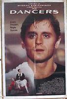1987 Dancers 1-Sheet Movie Poster- Baryshnikov- Folded (MHPO-058)