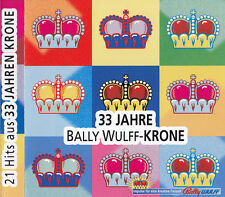 33 JAHRE BALLY WULFF-KRONE - CD - 21 HITS - VARIOUS ARTISTS