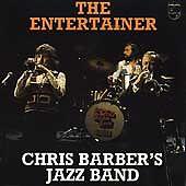 Chris Barber's Jazz Band - The Entertainer... - Chris Barber's Jazz Band CD