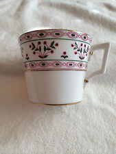 ROYAL CROWN DERBY  Cup and Saucer { Brittany A1229 } 1960-97