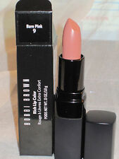 NIB BOBBI BROWN RICH LIP COLOR in BARE PINK #9, DISCONTINUED