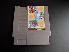 Super Mario Bros Brothers /Duck Hunt /World Class Track Meet Nintendo NES NRMT