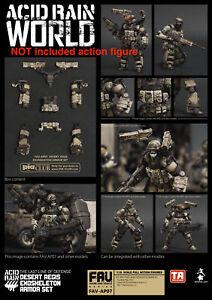 Acid Rain World FAV-AP07 Desert AEGIS exoskeleton armor set (accessory)