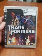 Transformers: Revenge of the Fallen (Sony PlayStation 3, 2009) Complete - PS3