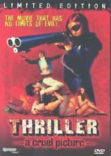Thriller-ein grausames Bild NEU Region 1 DVD