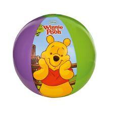"20"" Winnie The Pooh Beach Ball - Inflatable 20"" Outdoor Garden"