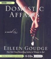 Domestic Affairs by Eileen Goudge (2008, CD, Unabridged)