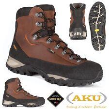 Scarpe AKU ZENITH II GTX Scarponcini Trekking Boots Anfibi GORETEX® Vera Pelle