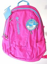 COLUMBIA TAMOLITCH DAYPACK GROOVY PINK LAPTOP BACKPACK #CB005CO-C650
