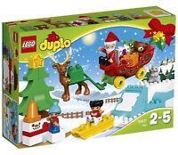 LEGO® DUPLO 10837 Winterspaß mit dem Weihnachtsmann  LEGO DUPLO