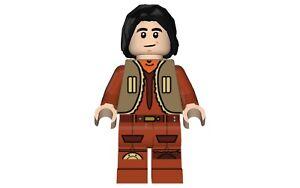 Lego sw574 minifigure Ezra Bridger STAR WARS from sets 75090, 75158