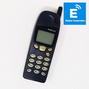Nokia 5110 2G - Vintage Phone - Dark Blue - Good Condition - Unlocked - Fast P&P