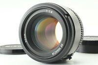 【MINT】 Nikon AF NIKKOR 50mm F/1.4 for Nikon Auto Focus SLR Camera from JAPAN 667
