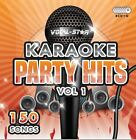 VOCAL-STAR PARTY HITS 1 KARAOKE CDG CD G DISC SET 150 SONGS FOR KARAOKE MACHINE