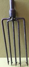 FOENE DE PECHE 5 BRINS métal