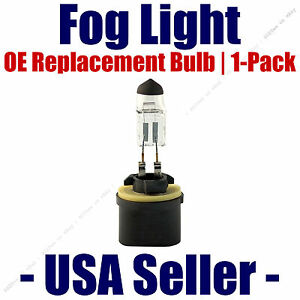 Fog Light Bulb 1pk 37.5W OE Replacement - Fits Listed Saturn Vehicles 893